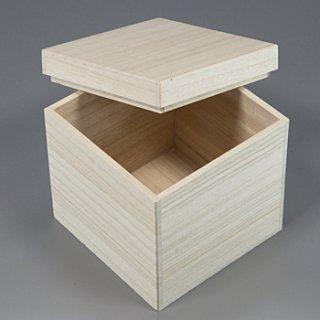 桐箱 正方形サm W130D130H140