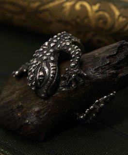 [Sons of TC / サンズ オブ ティーシー] Rg-20 Leopard gecko Ring トカゲ シルバーリング