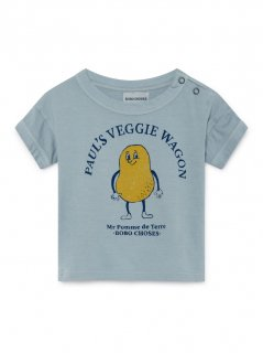 <img class='new_mark_img1' src='https://img.shop-pro.jp/img/new/icons24.gif' style='border:none;display:inline;margin:0px;padding:0px;width:auto;' />Pomme De Terre Short Sleeve T-shirt (baby) 40%off