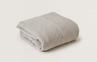 Thyme Filled Muslin Blanket