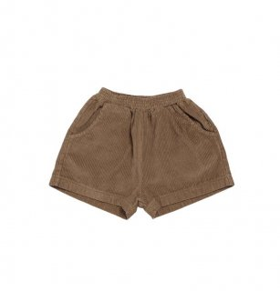 Chocolate Pony Rib Shorts 50%off