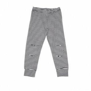 Legging(black×white Stripe) 20%off