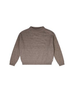 <img class='new_mark_img1' src='https://img.shop-pro.jp/img/new/icons15.gif' style='border:none;display:inline;margin:0px;padding:0px;width:auto;' />(20AW)JUNA SWEATER/WOMAN (Taupe)