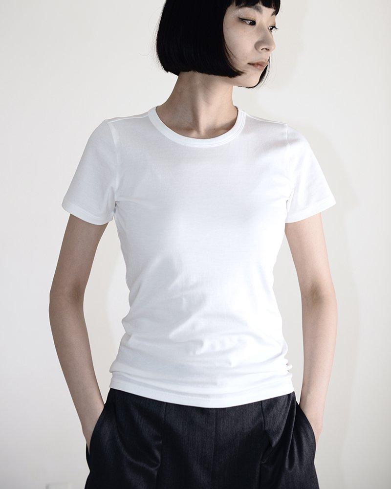 intoca.半袖クルーネックTシャツ