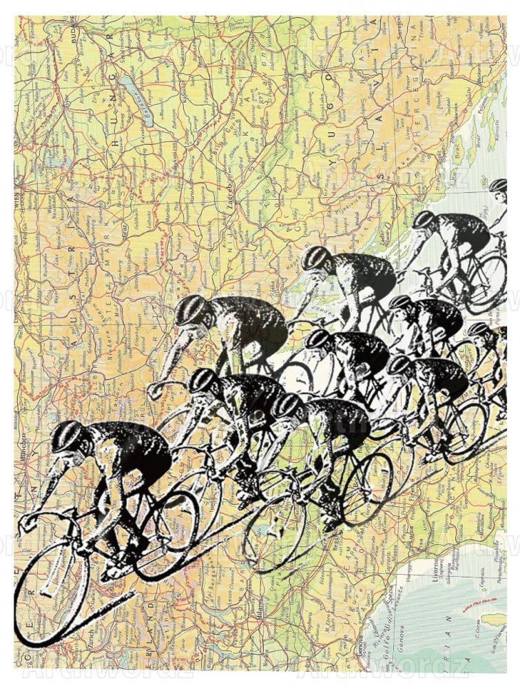 Bike Races Atlas