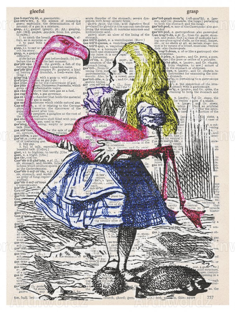 Alice Flamingo