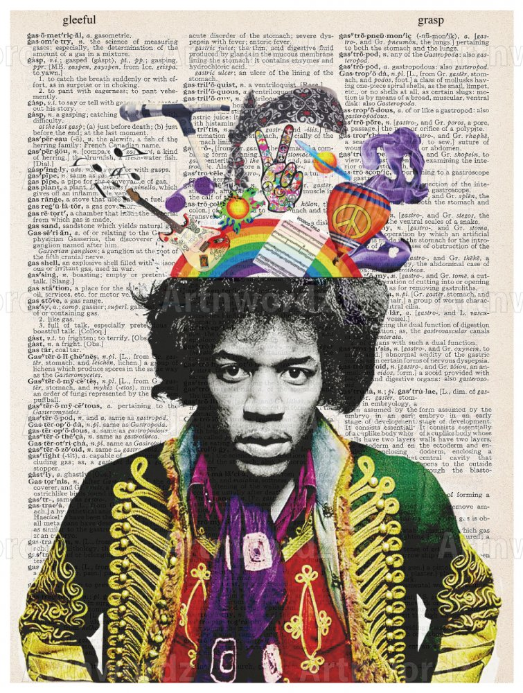 Hendrix Head