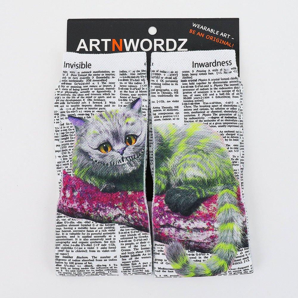 ソックス  (Cheshire Cat )