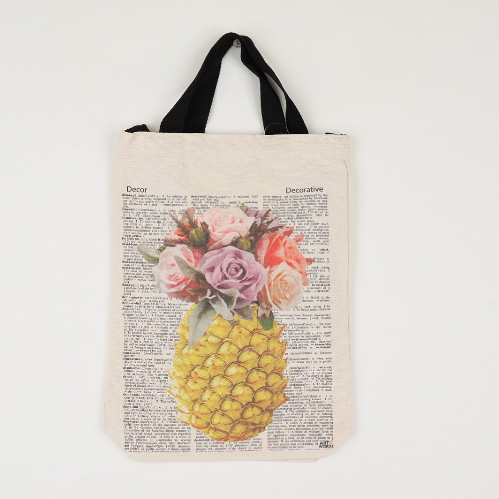 <img class='new_mark_img1' src='https://img.shop-pro.jp/img/new/icons25.gif' style='border:none;display:inline;margin:0px;padding:0px;width:auto;' />トートバッグM (PINEAPPLE ROSE)