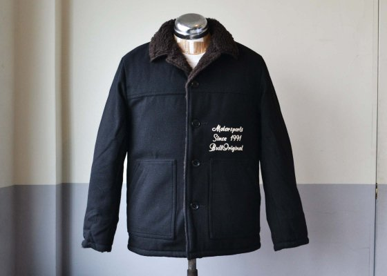 B.S.M.G. Wool Ranch Jacket - black