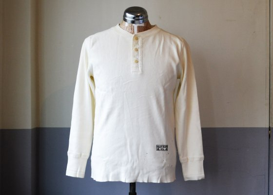 GLADHAND PACKTEE-19 THICK HENRY L/S T-SHIRTS