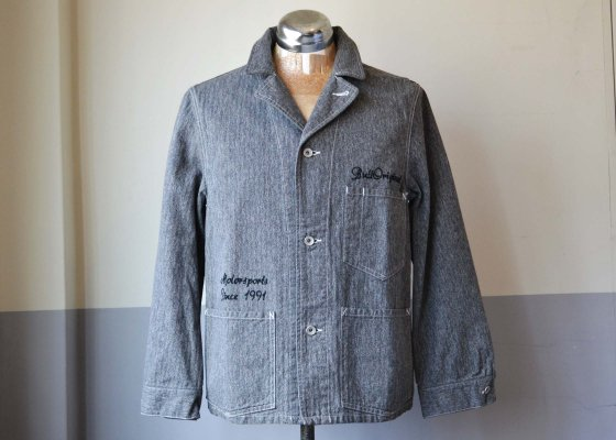 B.S.M.G. WORK COVERALL -K&L別注-
