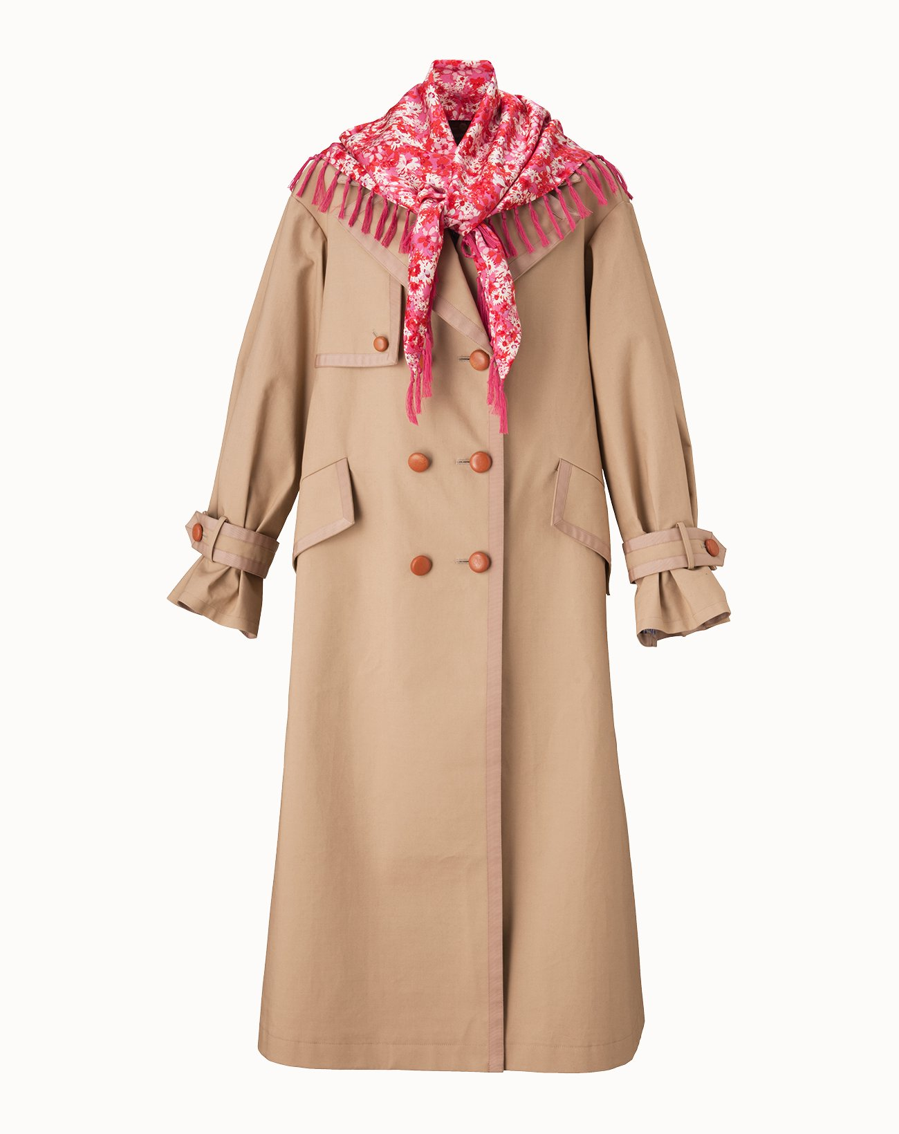 Bonding Coat - Beige