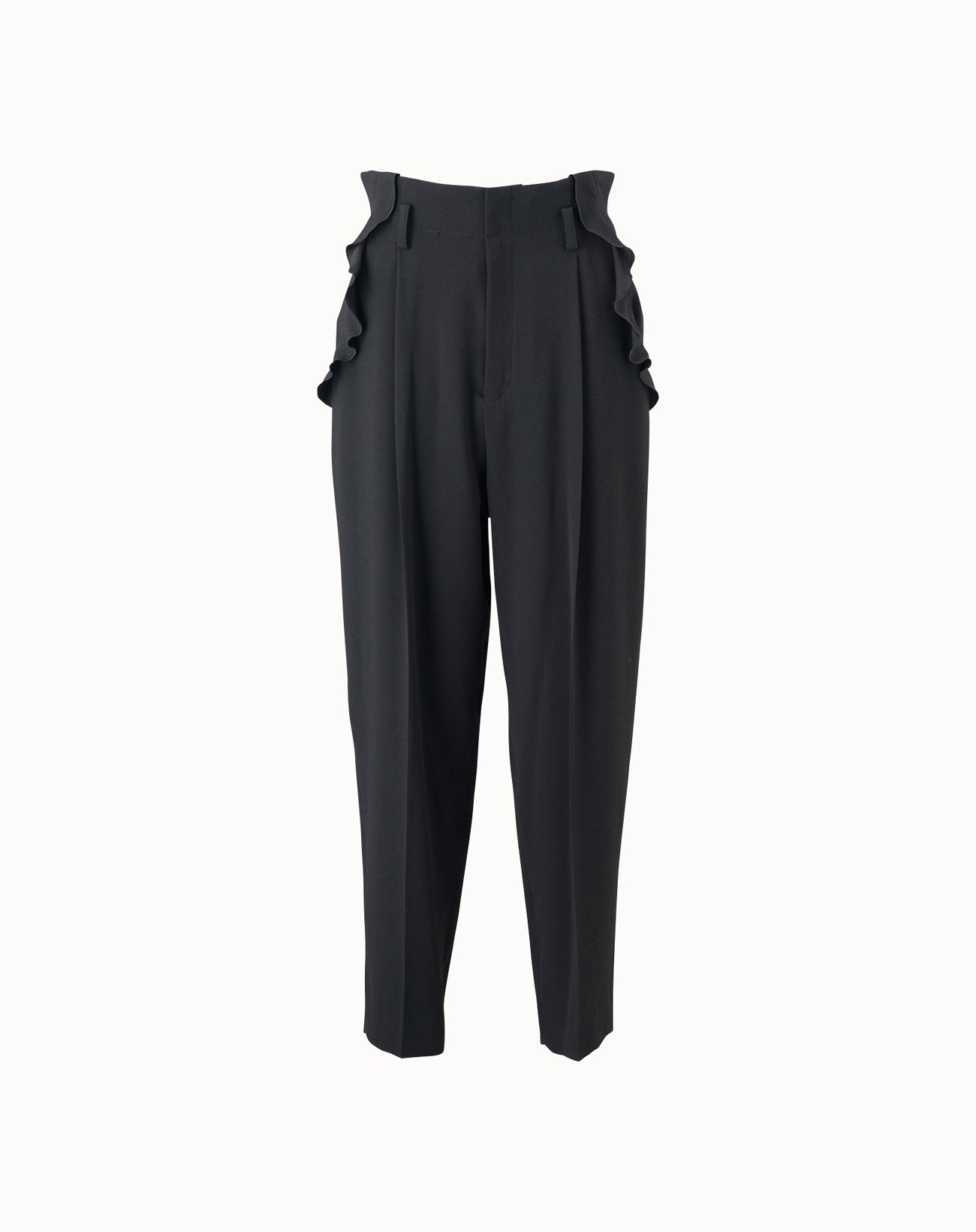 Georgette Pants - Black