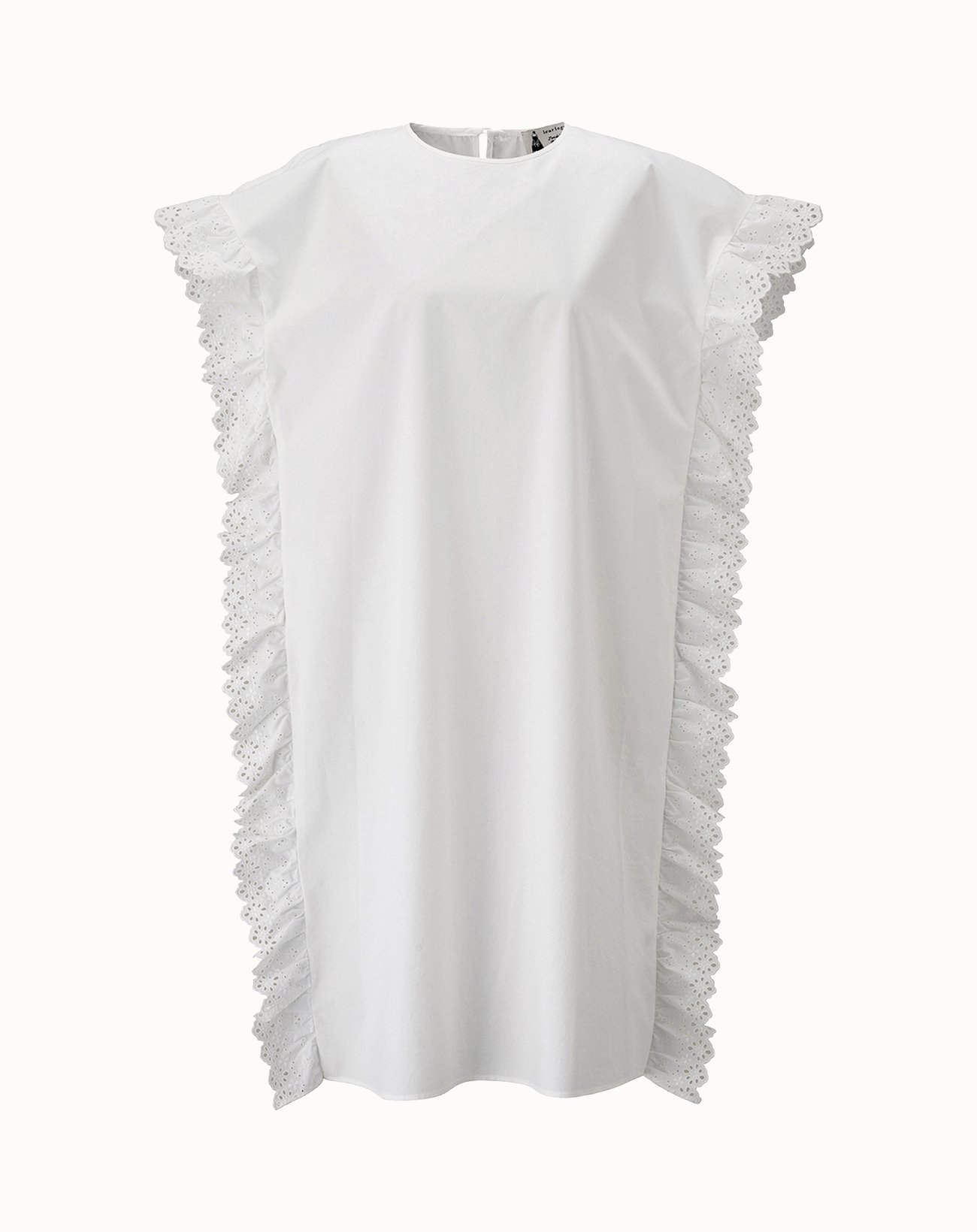 leur logette - Cotton Dress - Off-White
