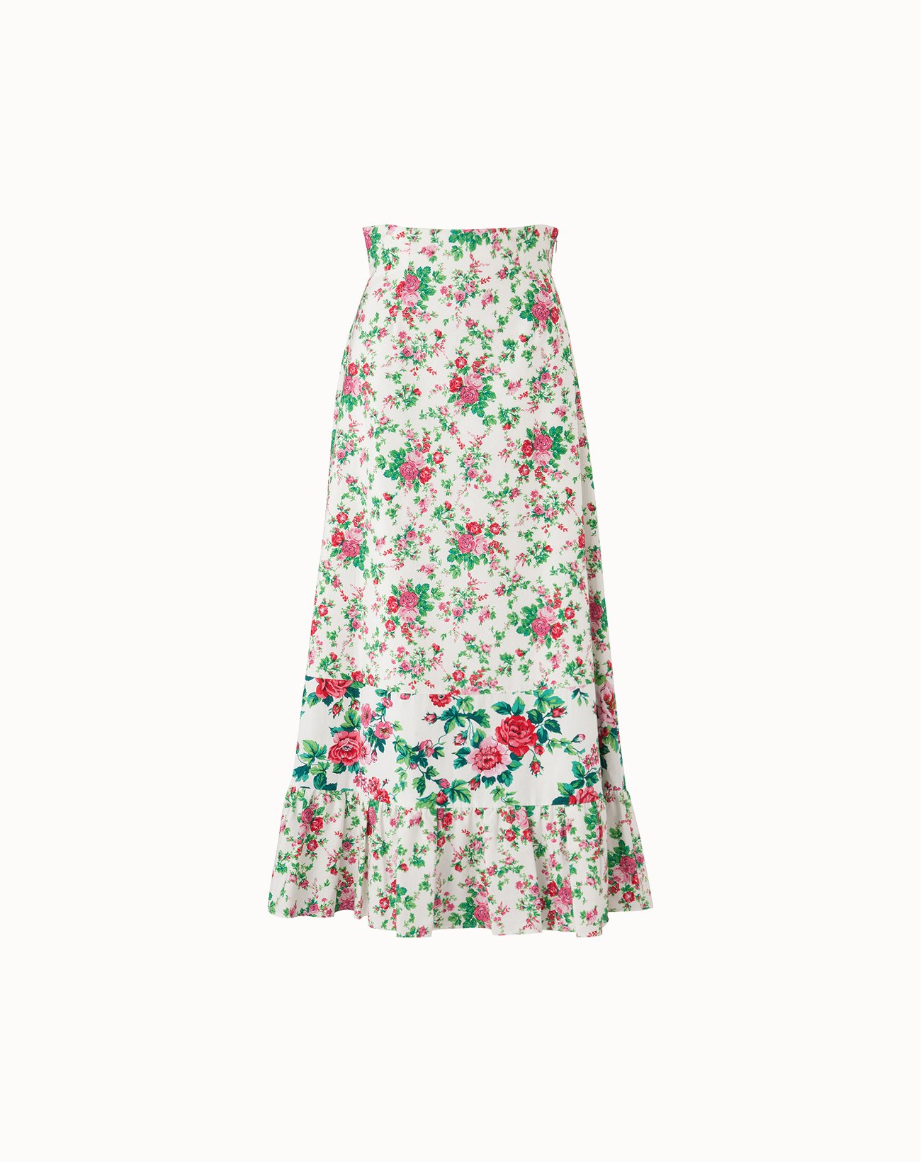 leur logette - Fairy Rose Skirt - Off-White