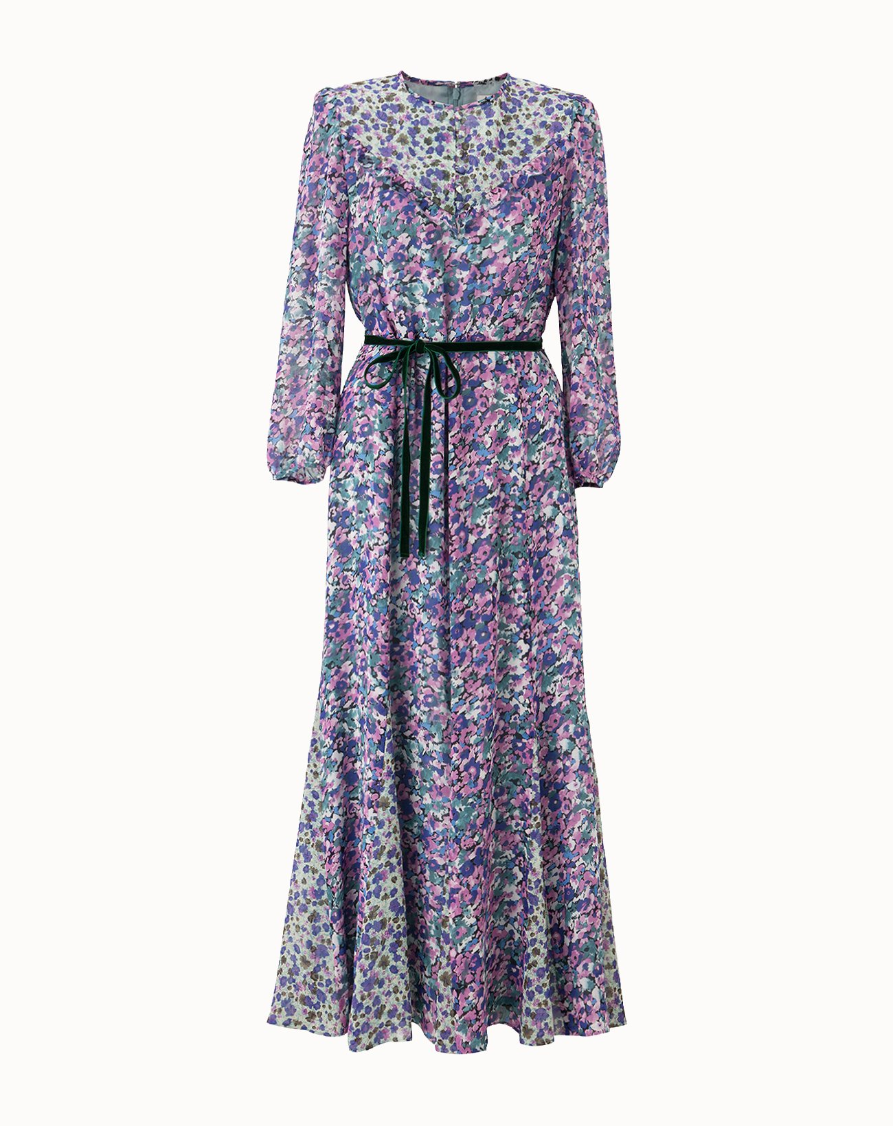 leur logette - ONLINE Limited  Edition Dress - Purple