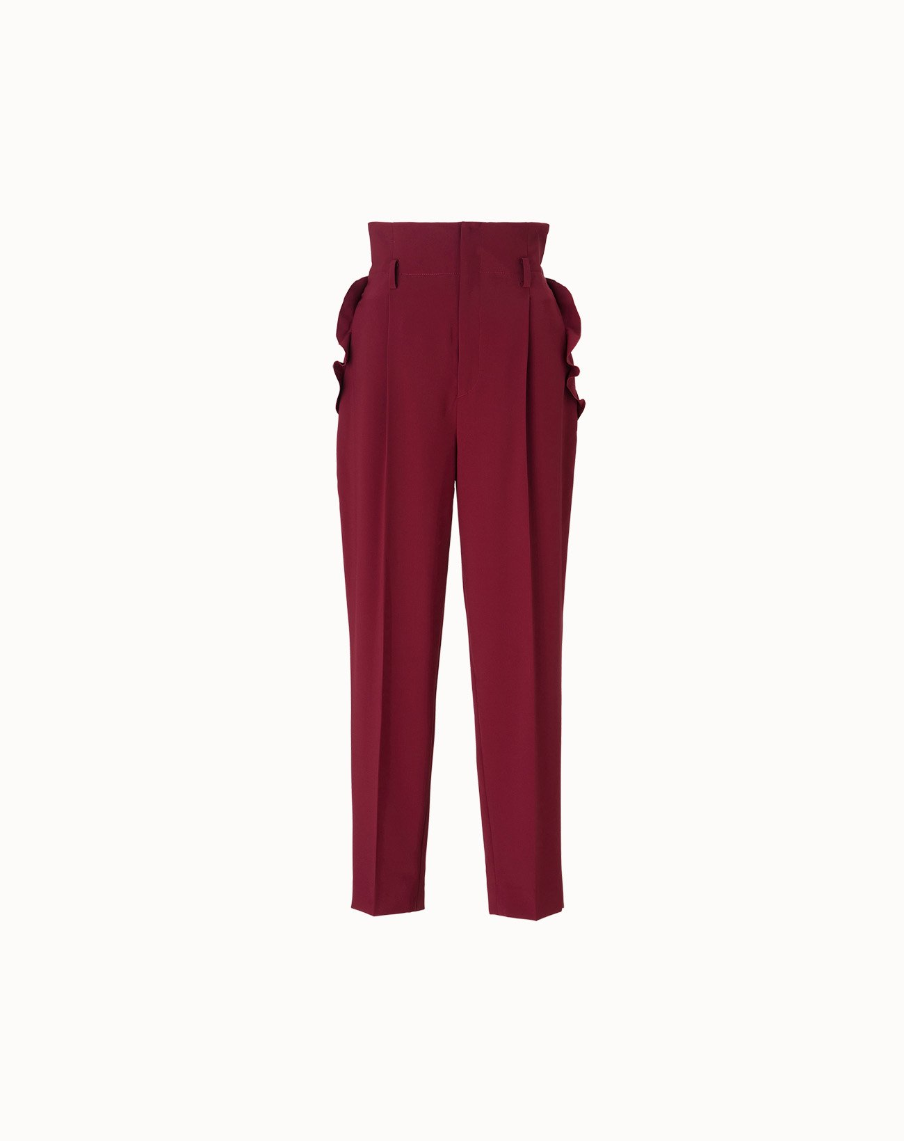 leur logette - Wonder Stretch Pants - Bordeaux