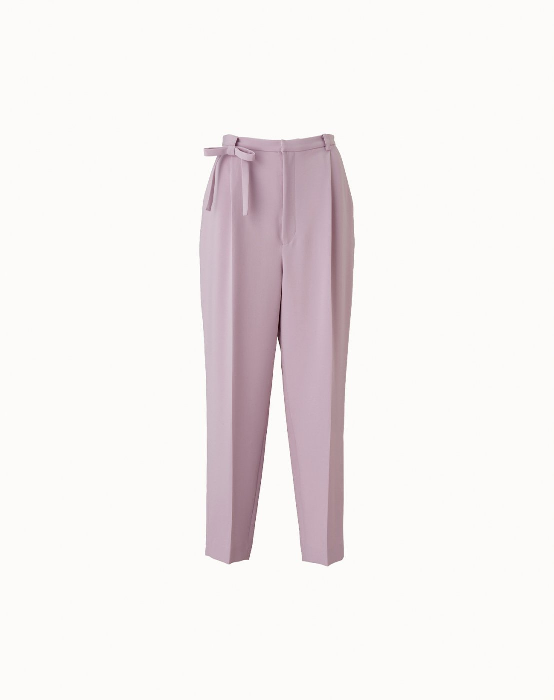 leur logette - Double Georgette Pants - Pink
