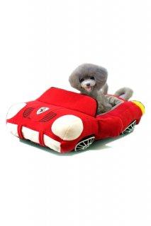 Sporty Luxury Car Shaped Cozy Pet Dog Bed スポーツカー車型ペットベッド ドッグクッション