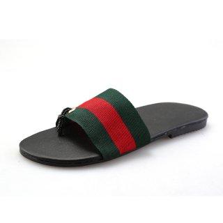 Men's flat soft slippersメンズフラットソフトサンダル スリッパ シューズ