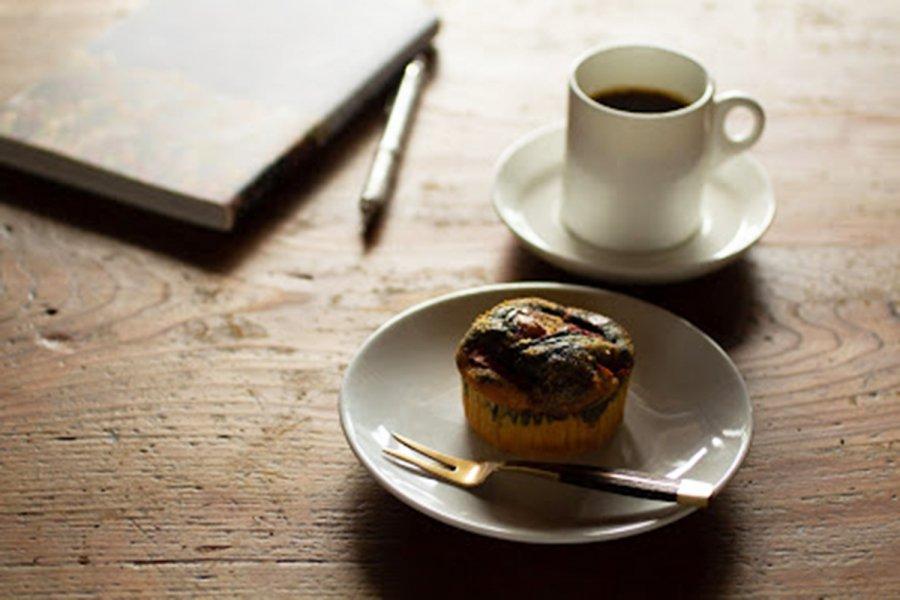 炭のリンゴカップケーキ5個セット  優しい甘さと酸味の紅玉 (販売休止中)