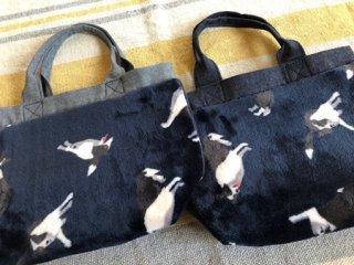 フワフワトートバッグ・持ち手の長さ2種類