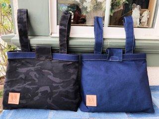 2WAYバッグ!・トートバッグとリュックに使い分けできます。(小サイズ)