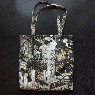 London Tote Bag [Brown] / eBoy