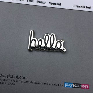 hello [Pins] / Playsometoys