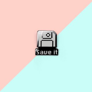 Save it [Pins] / Playsometoys