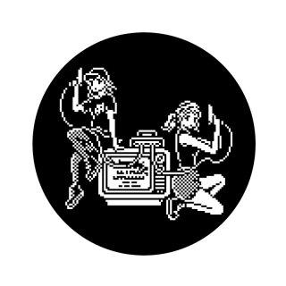 ファミ詣 2019 ステッカー / METEOR