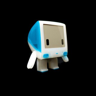 iBot G3 [Bondi Blue] / Playsometoys