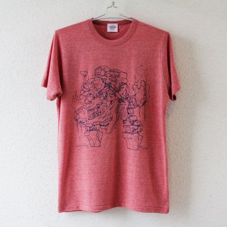 Mecha Girl T-shirt / mzn