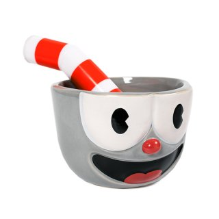 Cuphead Ceramic Mug / The Yetee