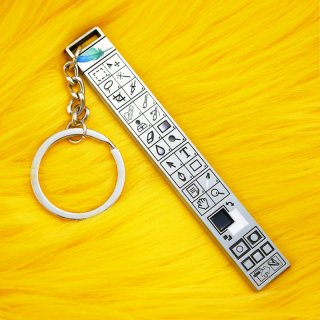 PS Key Chain / Studio Cult