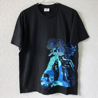 Funwari-chan T-shirt 2nd. / mzn