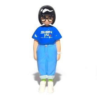 Just a girl [Blue T Ver.] / 222kawaii