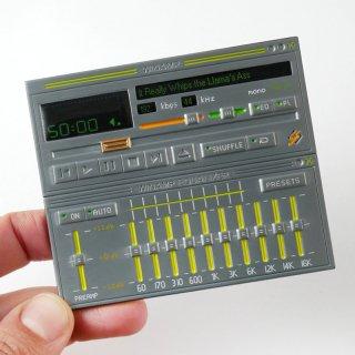 Winamp Enamel Pin / Studio Cult