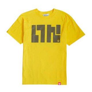 イカロゴTシャツ [mustard] - スプラトゥーン / THE KING OF GAMES
