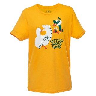 [限定・予約商品|8月末お届け] Tシャツ: Thumb / Untitled Goose Game