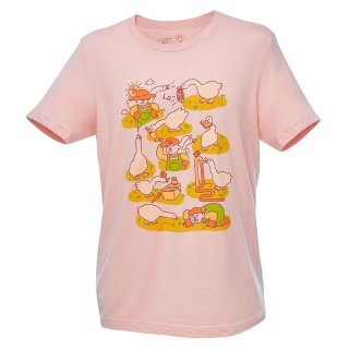 [限定・予約商品|8月末お届け] Tシャツ: Bonkers / Untitled Goose Game