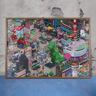 Berlin Poster / eBoy