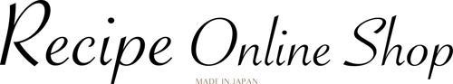 Recipe Online Shop
