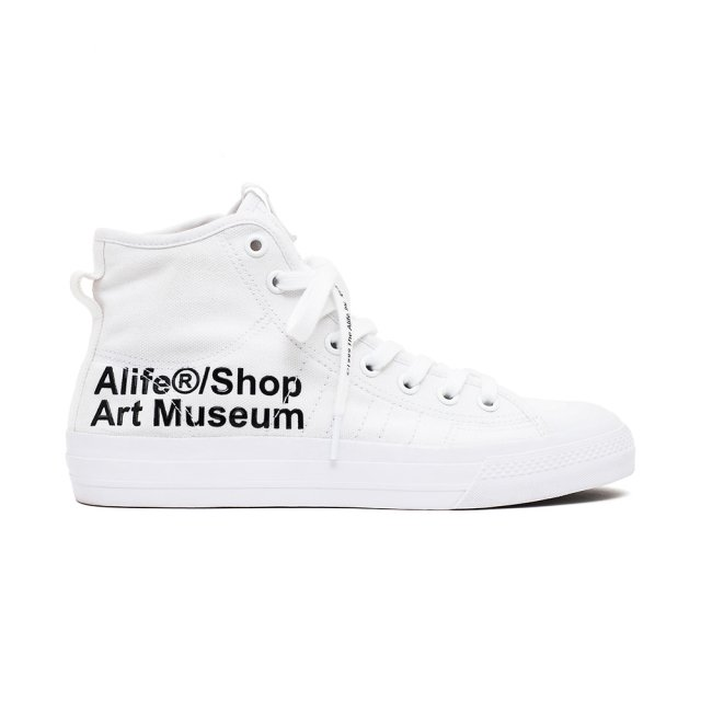 ALIFE ADIDAS NIZZA HI RF  'ARTIST PROOF'