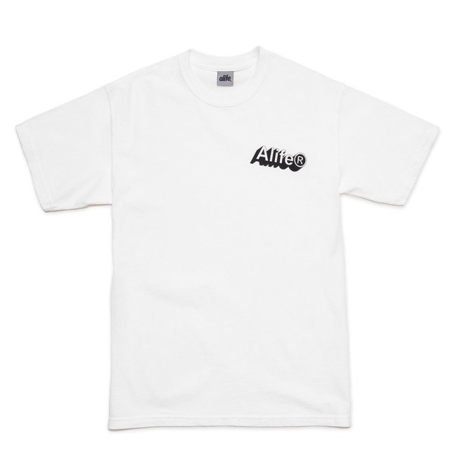 ALIFE REGISTERED 3D TEE