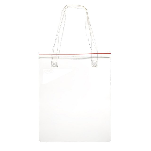 ALIFE STAY FRESH  RECLOSABLE VINYL TOTE BAG