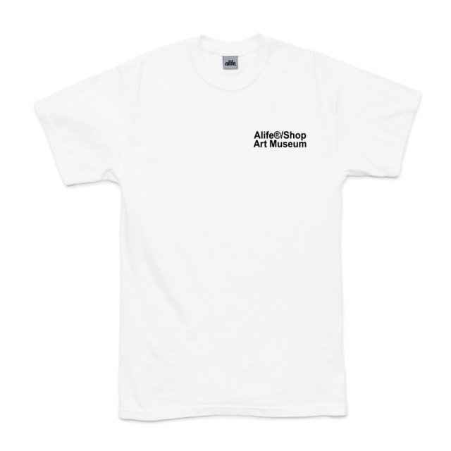 ALIFE SHOP ART MUSEUM TEE