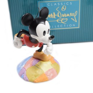 【WDCC】 Mickey Mouse Millennium MICKEY Mouse On Top of the World 【在庫有り】