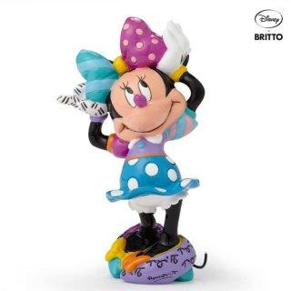 【Disney Showcase】Disney by Britto : ミニーマウス ミニフィギュア